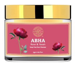 Abha Soap Free Face Cleanser -1