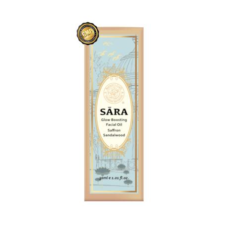 Sara Facial Oil Box