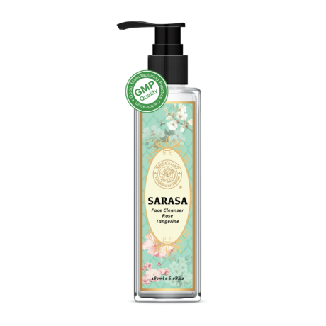 Sarasa Face Cleanser