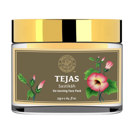 Tejas De – Tanning Face Pack – 1
